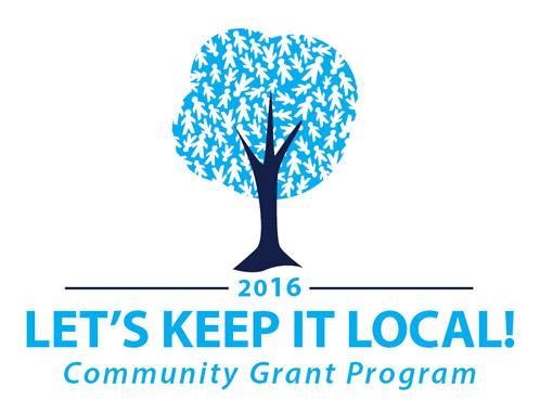 Community Grant 2016 logo