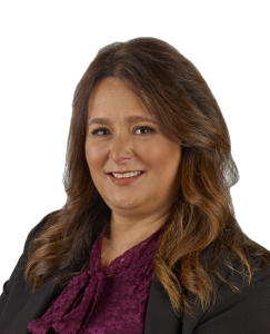 Photo of Branch Manager Colleen barboza Posing for headshot